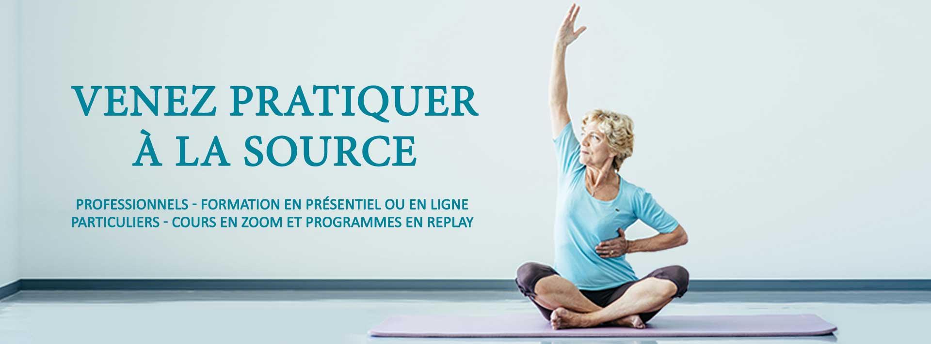 Bernadette de Gasquet yoga